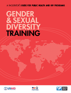 GSD training facilitator's guide cover