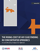 The Rising Cost of HIV Case Finding in Concentrated Epidemics: Cost-Efficiency Analyses for the Kyrgyz Republic and Tajikistan