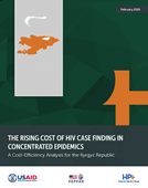 The Rising Cost of HIV Case Finding in Concentrated Epidemics: A Cost-Efficiency Analysis for the Kyrgyz Republic and Tajikistan