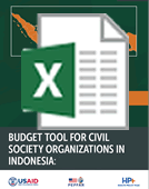 Budget Tool for Civil Society Organizations in Indonesia