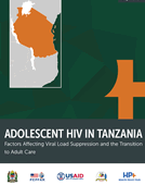Adolescent HIV in Tanzania: Factors Affecting Viral Load Suppression and the Transition to Adult Care