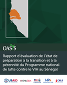 Transition Readiness Assessment for the National HIV Response in Senegal