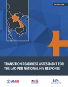 Transition Readiness Assessment for the Lao PDR National HIV Response