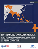 HIV Financing Landscape Analysis and Future Funding Prospects in 15 Asian Countries