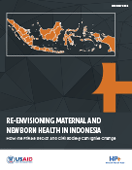 Re-envisioning Maternal and Newborn Health in Indonesia: How the Private Sector and Civil Society Can Ignite Change