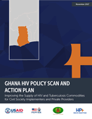 Ghana HIV Policy Scan and Action Plan