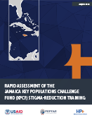 Rapid Assessment of the Jamaica Key Populations Challenge Fund (KPCF) Stigma-reduction Training