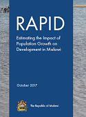 RAPID: Estimating the Impact of Population Growth on Development in Malawi