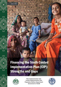 Financing the Sindh Costed Implementation Plan (CIP): Strengths and Gaps