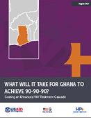 What Will it Take for Ghana to Achieve 90-90-90? Costing an Enhanced HIV Treatment Cascade