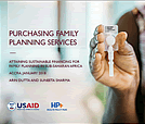 Purchasing Family Planning Services