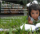 Guatemala's Family Planning Transition: Successes, Challenges, and Lessons Learned for Transitioning Countries