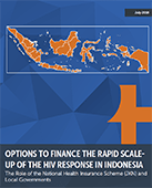 Options to Finance the Rapid Scale-Up of the HIV Response in Indonesia