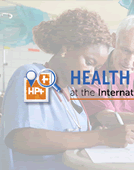 Health Policy Plus at the 22nd International AIDS Conference