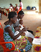 Côte d'Ivoire Receives Private Sector Support for the Promotion of Family Planning
