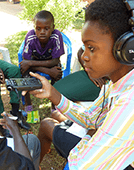 Reaching Youth through Radio Programs in Malawi