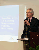 Authors Explore Stewadship's Role in Strengthening Health Systems and Sustainability