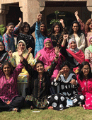 HP+ Initiates Pakistan Women's Leadership Program