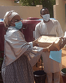 Niger's Private Sector Mobilizes Funds and Supplies to Support the COVID-19 Response